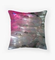 Tubes Throw Pillow