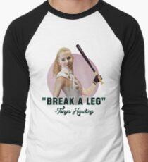 Tonya Harding Men's Baseball ¾ T-Shirt