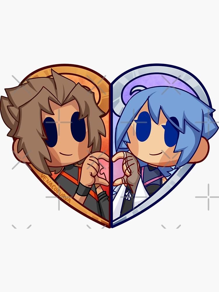 TerraAqua Heart by MintySkulls
