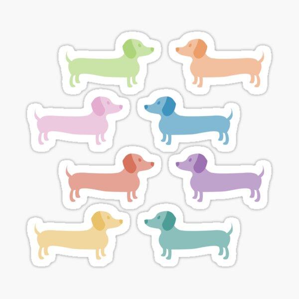 Sausages Sticker