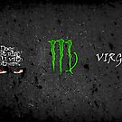 Monster Virgo  Does Not Play Well With Others by Don A. Howell