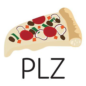 Pizza PLZ by ysruss