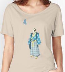 Samurai Serenity Women's Relaxed Fit T-Shirt