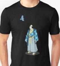Samurai Serenity Unisex T-Shirt