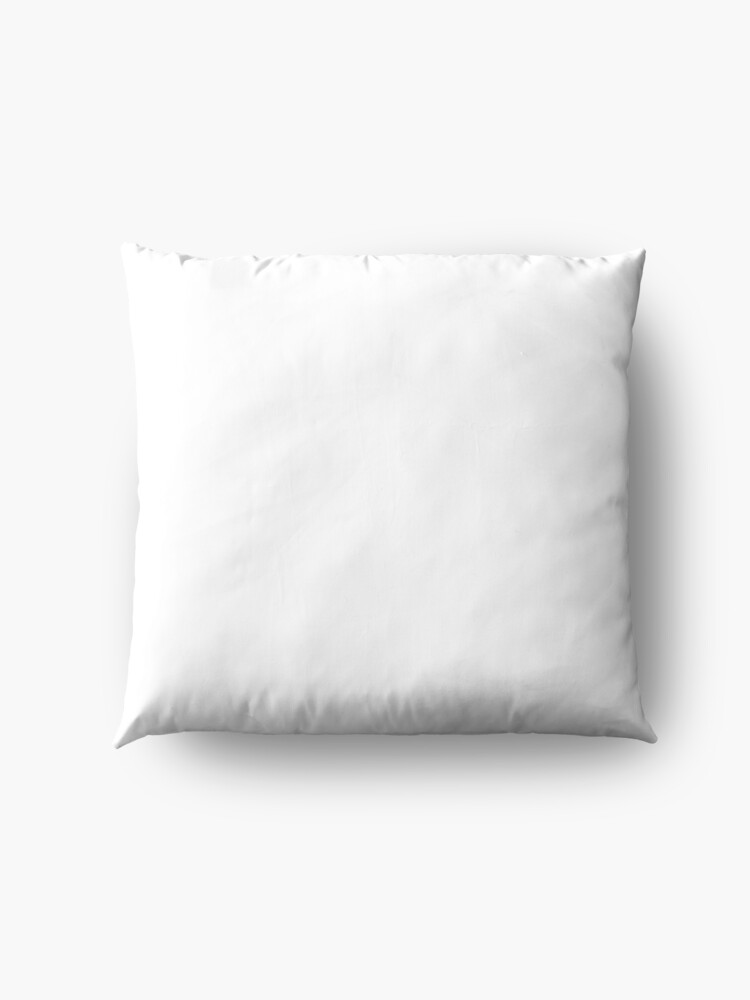 Alternate view of PLAIN WHITE | VERY WHITE | NEUTRAL SHADE | WE HAVE OVER 40 SHADES AND HUES IN THE NEUTRAL PALETTE Floor Pillow