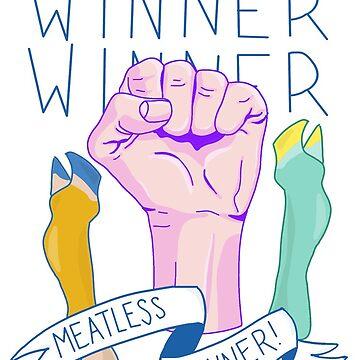 Ganador ganador cena sin carne de emilyg22