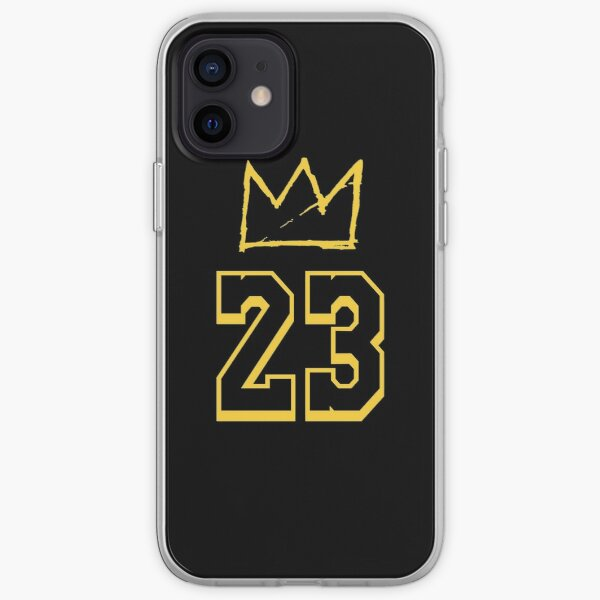 Kings Crown 23 LA - 1 Coque souple iPhone