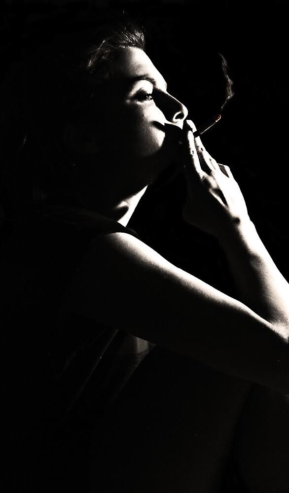 Chandace Smokes? by MommaKluyt