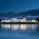 Old Parliament House In Canberra by Sam Ilic