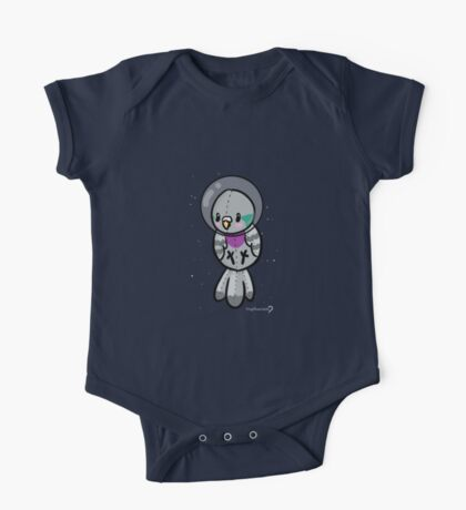 Space Baby - Pidgeon T-shirt Kids Clothes