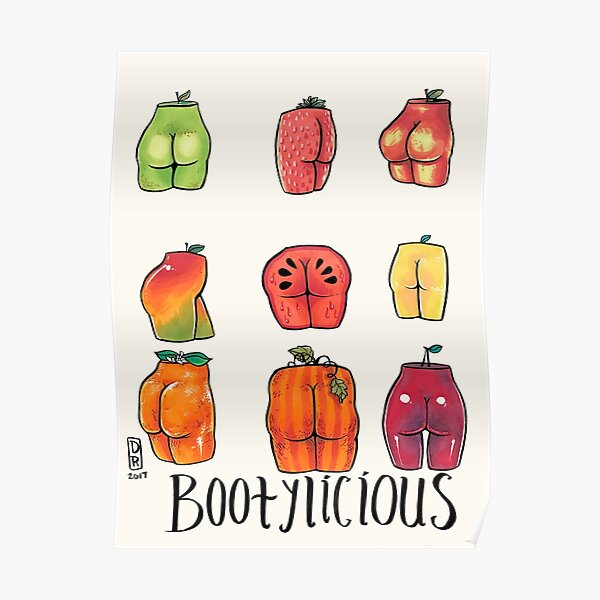 Bootylicious Poster