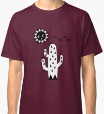 Rocking cactus Classic T-Shirt