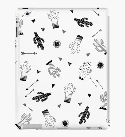 Rocking cactus iPad Case/Skin
