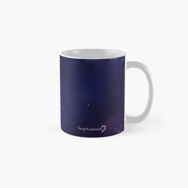 Space Baby - Pidgeon Mug Classic Mug