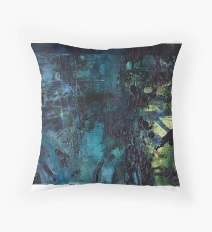 Sea Spray #1 Throw Pillow