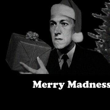 Merry Madness! Lovecraft Edition by Shoggothwear
