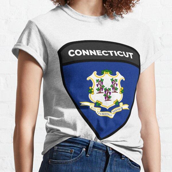 CONNECTICUT BADGE II Classic T-Shirt