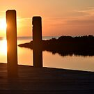 Salvo Sunset by Sandy Woolard