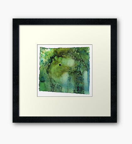 Sea Spray #3 Framed Print
