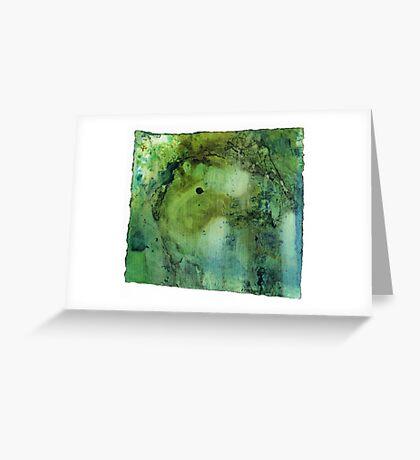 Sea Spray #3 Greeting Card