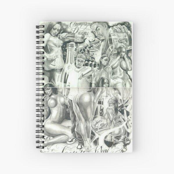 America's Finest  Spiral Notebook