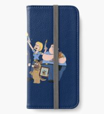 Paradise PD iPhone Wallet/Case/Skin