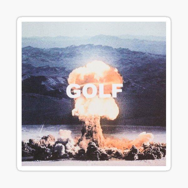 GOLF Nuke | Tyler the creator Sticker