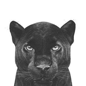 Black Panther by kodamorkovkart