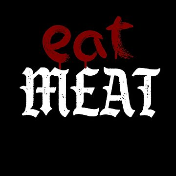 eat meat by mthmarketing
