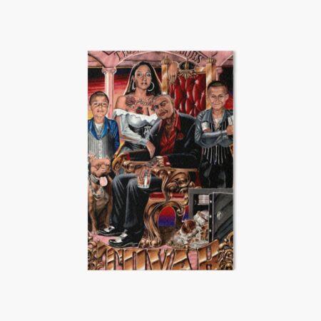 Torres  10 Art Board Print