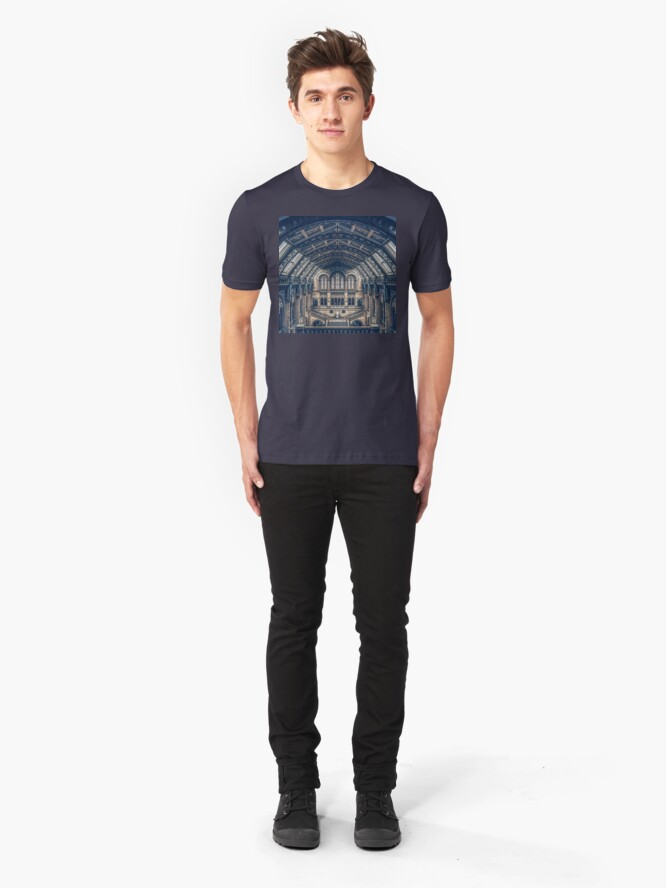 Alternate view of Architectural Reflections Slim Fit T-Shirt