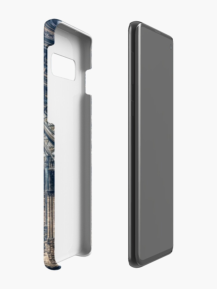 Alternate view of Architectural Reflections Case & Skin for Samsung Galaxy