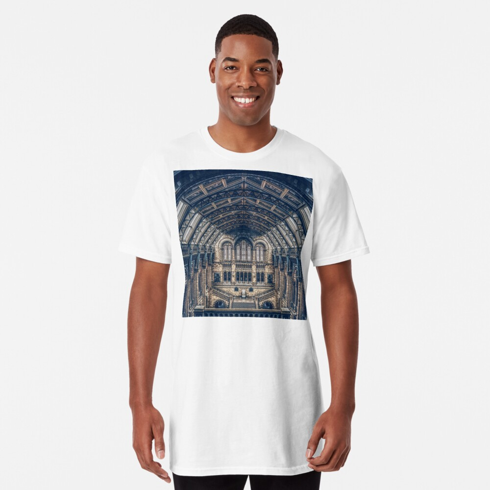 Architectural Reflections Long T-Shirt