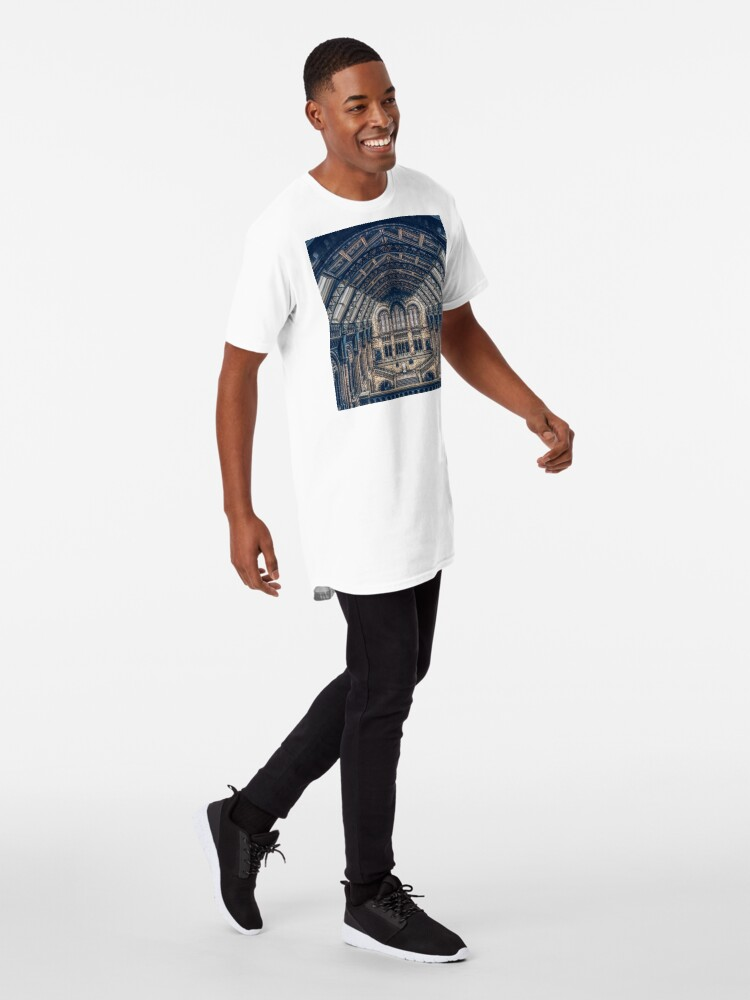 Alternate view of Architectural Reflections Long T-Shirt