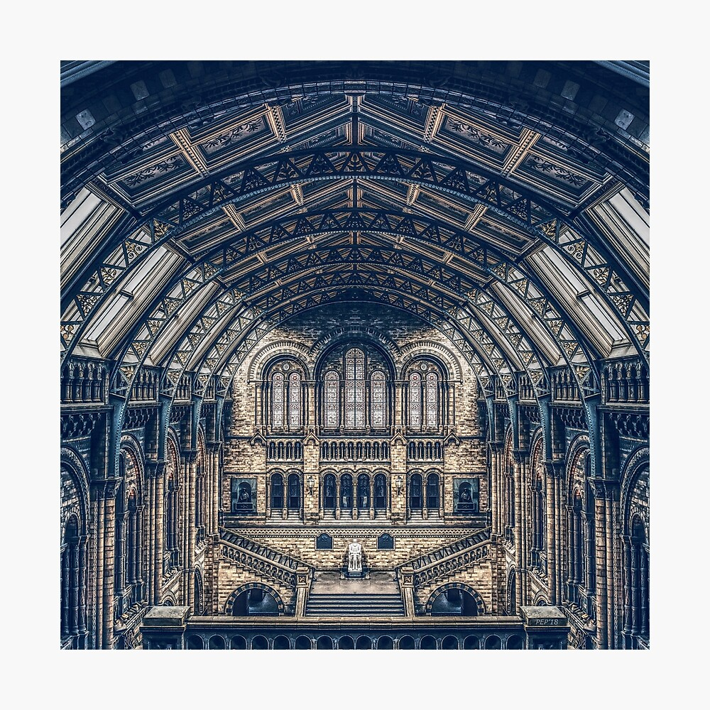 Architectural Reflections Photographic Print