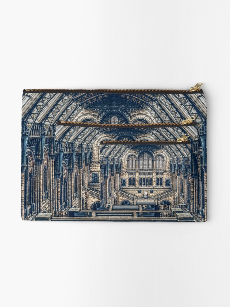 Alternate view of Architectural Reflections Zipper Pouch