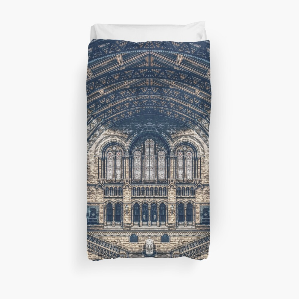 Architectural Reflections Duvet Cover