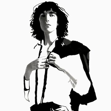 Patti Smith 2 by juanalujan