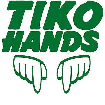 Tiko Hands by KiDG