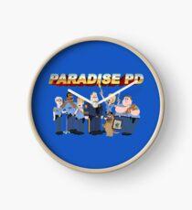 Paradise PD Clock