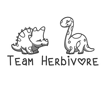 Team Herbivore Vegan Spirit by Bebichic