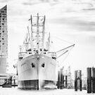 Cap San Diegu Hamburg von Peter Kaul