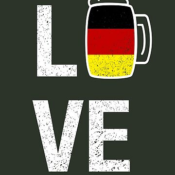 Love Germany Octoberfest by maxarus