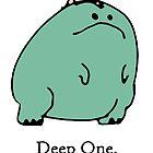 Deep One! by LordNeckbeard