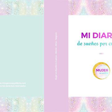 Cuaderno Mujer en Equilibrio de elperrodepapel