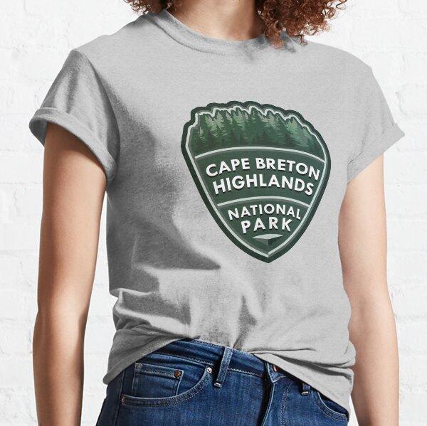 Cape Breton Highlands National Park Simple Classic T-Shirt