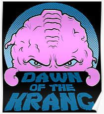 Dawn of the Krang Poster