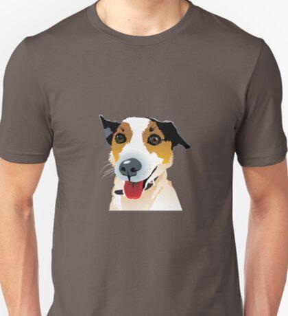 Brock Puppy Mutt Foxy Cross T-Shirt
