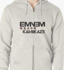 Eminem Kamikaze Japan Rap Zipped Hoodie