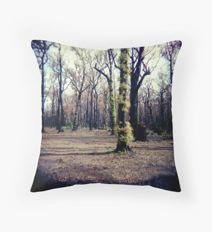 untitled #6 Throw Pillow